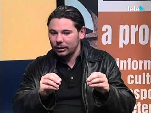 Magazine. Entrevista Miguel Poveda 2001