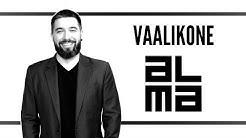Eduskuntavaalit 2019 - Täytetään Alma Median vaalikone - Tere Sammallahti