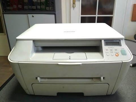 Принтер печатает половину листа, характерно для Samsung и Xerox при ручной подаче