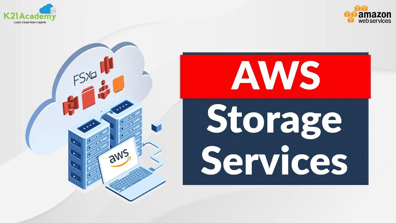 AWS Storage services |  Amazon Elastic File System | AWS Tutorial