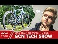 Road Bike Tech We Want To See In The Future: How Can Cycling Get Better? | GCN Tech Show Ep.94