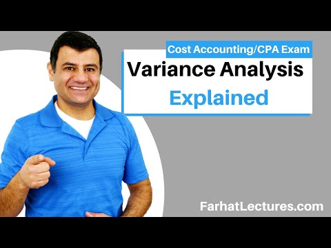 Variance Analysis | Sales Activity Variance | Profit Variance Analysis | Cost Accounting | CPA BEC