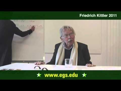 Friedrich Kittler. The Roman Scriptural System. 2011