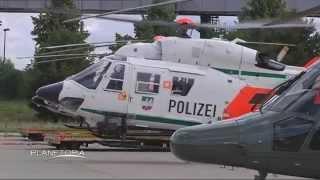 Abheben, aufklären, retten - Polizeiflieger im Einsatz (Planetopia Dokumentation)