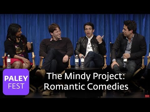 The Mindy Project  The Cast's Favorite Romantic Comedies