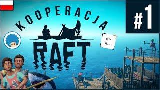 Raft PL z Corle #1 | Szczęki 6, Śledzie 9
