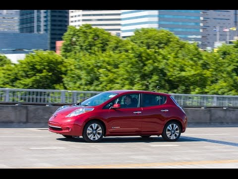 2014 Nissan Leaf - Review & Test Drive