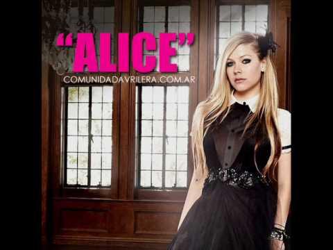 Avril Lavigne AliceUnderground New Song! HQ