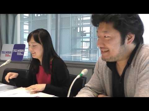 リストピアノコンクール覇者 岡田将さんとヴァイオリニスト正戸里佳さんがゲスト(谷五郎のこころにきくラジオ)