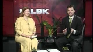 "KCBD and KLBK interviews with ""Raggedy Ann Heart"" author Heather McPhaul"