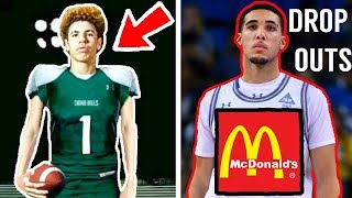 LiAngelo Ball and LaMelo Ball GIVE UP BASKETBALL FOREVER!! Lavar Ball Just Killed Their Careers. thumbnail