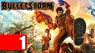 Bulletstorm Walkthrough Español Parte 1