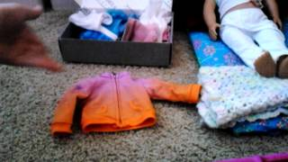 How To Make An Ag Doll Room With No Furniture!!