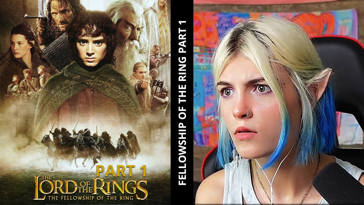 Download The Lord of the Rings: The Fellowship of the Ring REACTION PART 1