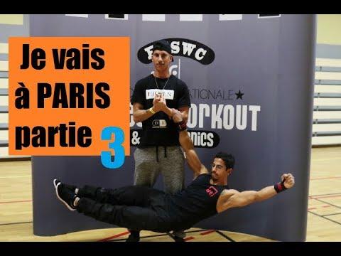 Street workout - PARIS partie 3