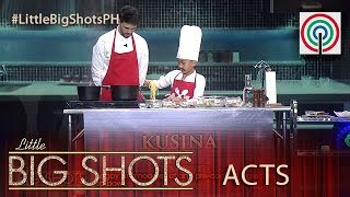 Little Big Shot Philippines: Dyre | 11-year-old Little Big Cook