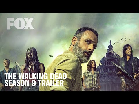 FIRST LOOK: Season 9 Official Trailer | The Walking Dead | FOX TV UK