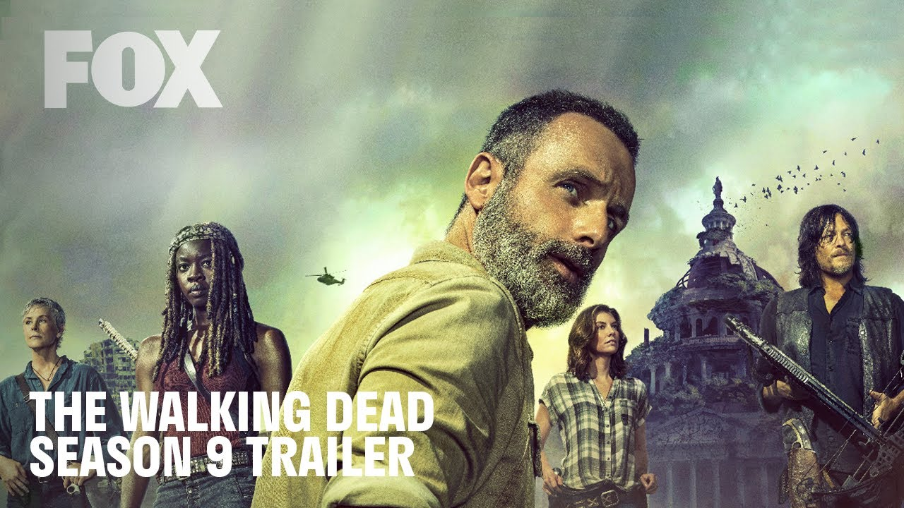 The walking dead staffel 9 auf netflix