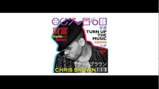 Chris Brown - Turn Up The Music (karaoke/Instrumental)