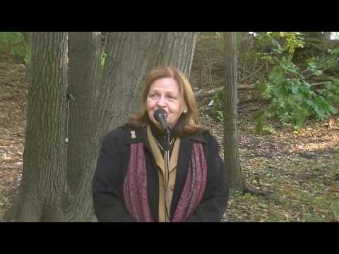 Turkish Cultural Garden Dedication in Cleveland Cultural Gardens