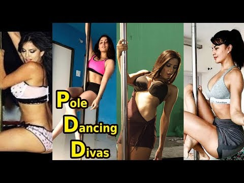 TOP FIVE BOLLYWOOD QUEEN POLE DANCE.