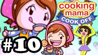 Let's Play Cooking Mama Cook Off #10 Paella