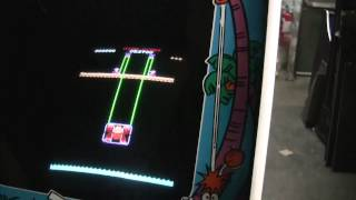 #211 Nintendo Double Donkey Kong--two Classics In One Arcade Game Cabinet! Tnt Amusements