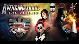 AVENGING FORCE: THE SCARAB Trailer