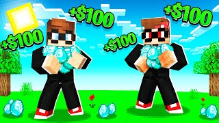 WE MADE A $1,000,000 BUSINESS IN MINECRAFT (Realms SMP S4 E12)