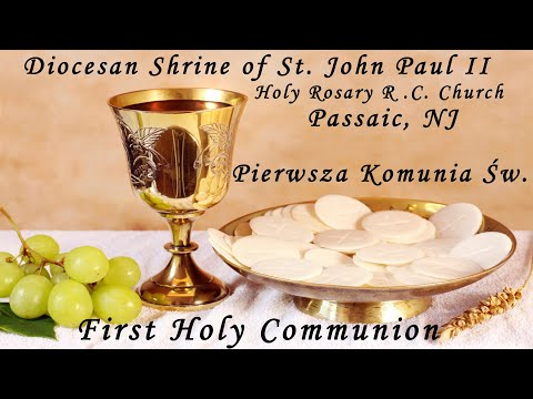First Holy Communion 5/22/2016