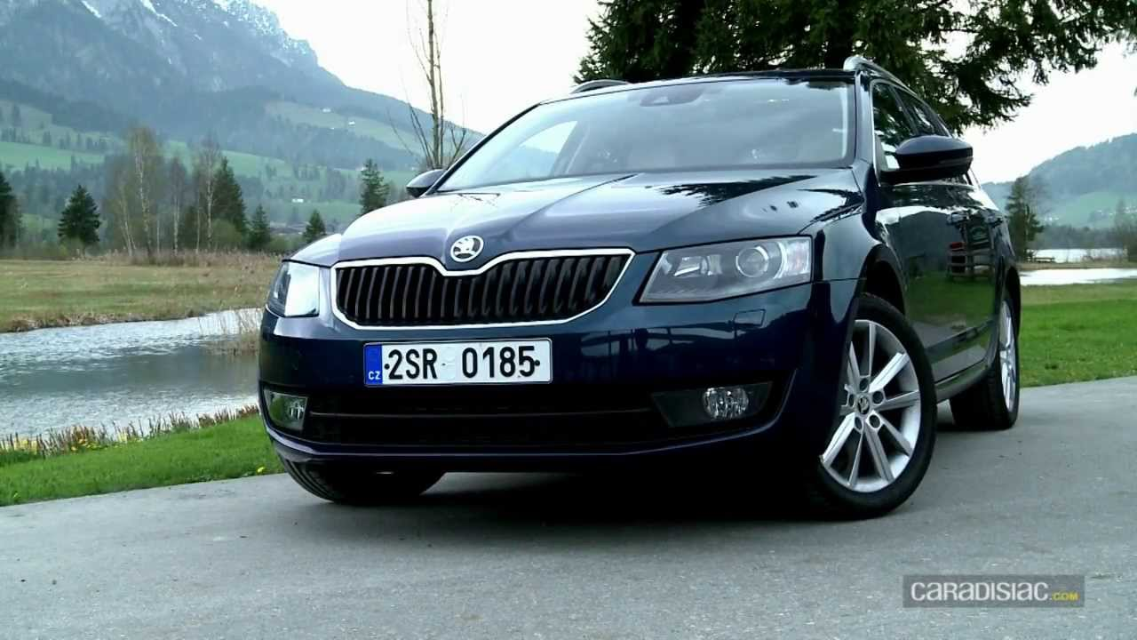 skoda octavia combi iii youtube. Black Bedroom Furniture Sets. Home Design Ideas