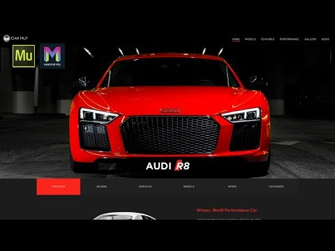 NEW UPDATE! Responsive Slideshows, Compositions, and Forms | Adobe Muse CC | Muse For You