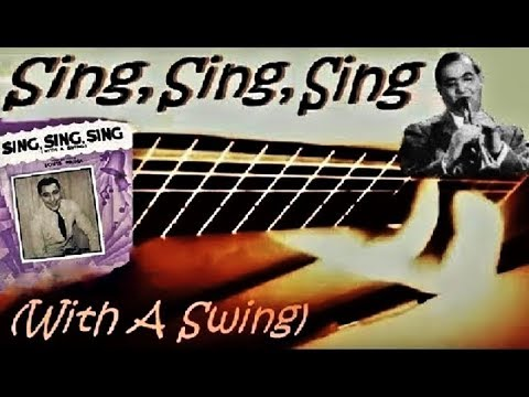 Sing Sing Sing With A Swing Guitar Cover L Prima