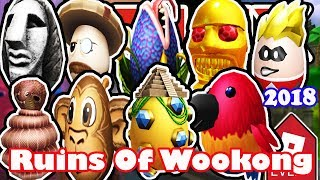 [EVENT] How To Get All Eggs in Ruins of Wookong - Roblox Egg Hunt 2018 - Full Walkthrough