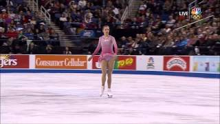 2015 U.S. Nationals - Polina Edmunds FS NBC