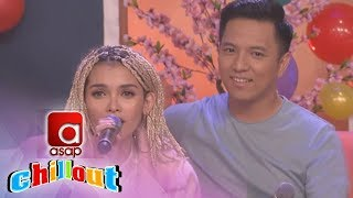 ASAP Chillout: TJ Monterde and KZ Tandingan sings 'Ikaw At Ako Pa Rin'