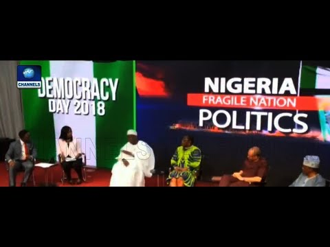 Channels Forum: Economic,Policy And Political Analysts Discuss Nigeria's Future
