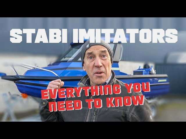 Stabicraft Imitators -  Everything You Need to Know.
