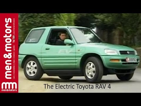 The Electric Toyota RAV 4