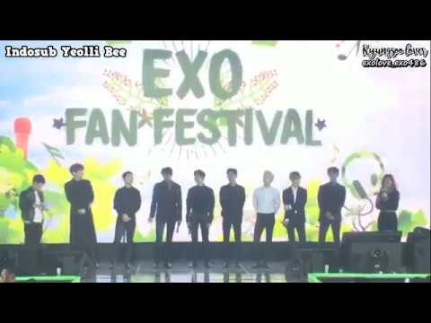 [INDOSUB] 170121 Nature Republic EXO Fan Festival - part 1/5