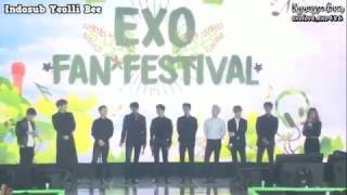 Download Video [INDOSUB] 170121 Nature Republic EXO Fan Festival - part 1/5 MP3 3GP MP4