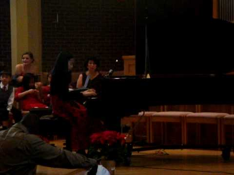 Sonata in CK 545 (1st Movement) by Mozart & Dream of Olwen by Charles William - Piano Solo by Kipsy