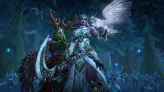 Tyrande's Ascension + Darkshore Warfront!! // World of Warcraft
