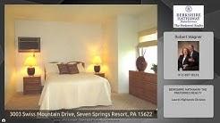 3003 Swiss Mountain Drive, Seven Springs Resort, PA 15622