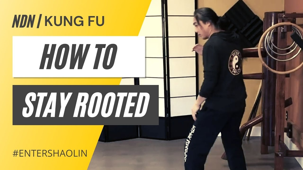 Kung Fu Training Question | How Do You Stay Rooted | Did  Bruce Lee And Muhammad Ali Do It Too?