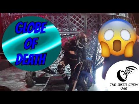 The Biker Crew UAE | GLOBE OF DEATH | Danger Globe
