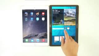 ipad air 2 vs samsung In this video, we will do a full comparison between the ipad air 2 vs the samsung galaxy tab s2 97 we will look at everything including the processor, scre.
