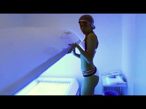 LaserLand klinikası - Horizontal Solarium