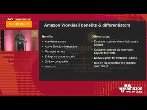 Enterprise Collaboration with the AWS Work Suite (119666)