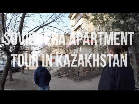 Soviet Era Apartment Tour in Almaty - Property Pinpoint Special